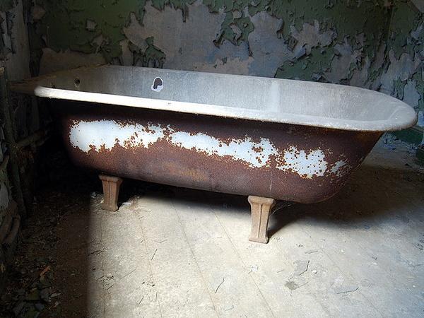 сдать ванну Прием чугунных ванн на металлолом