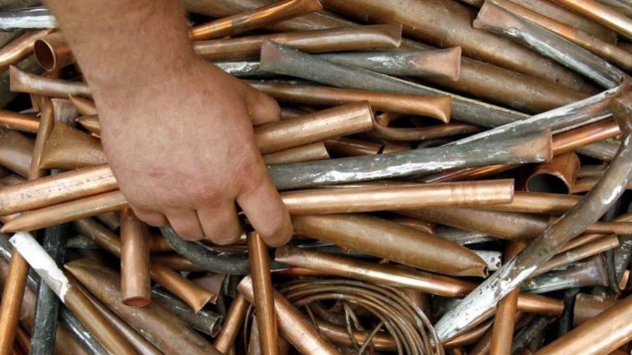 кража металлолома